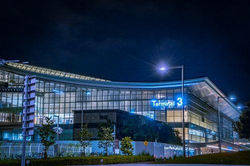 羽田空港T3